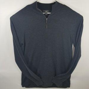 Pronto uomo 2XLT Merino wool sweater